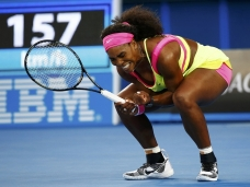 Serena Williams AO 2015
